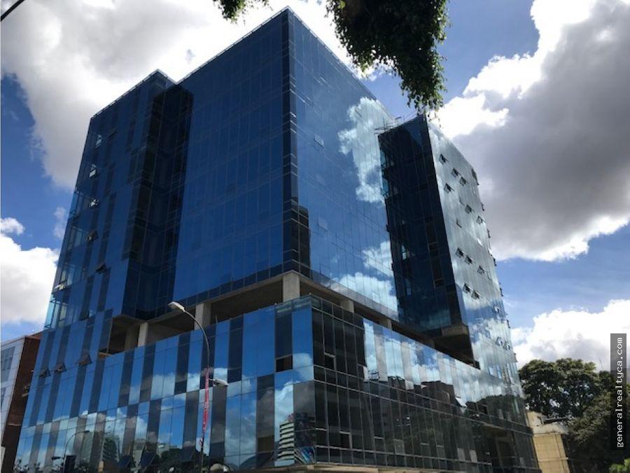 oficina en venta con financiamiento las mercedes 258 m2