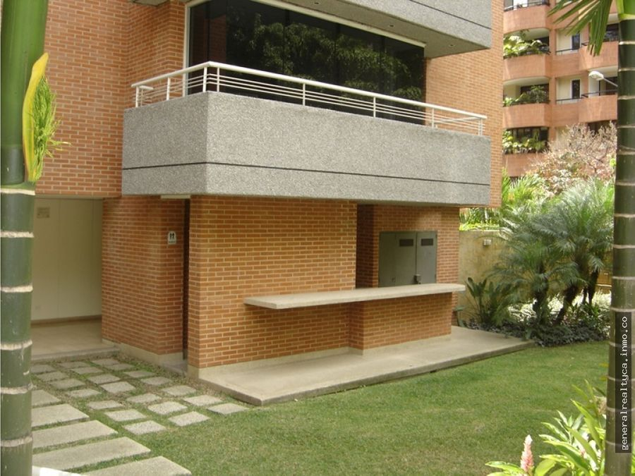apartamento en alquiler campo alegre 84 m2