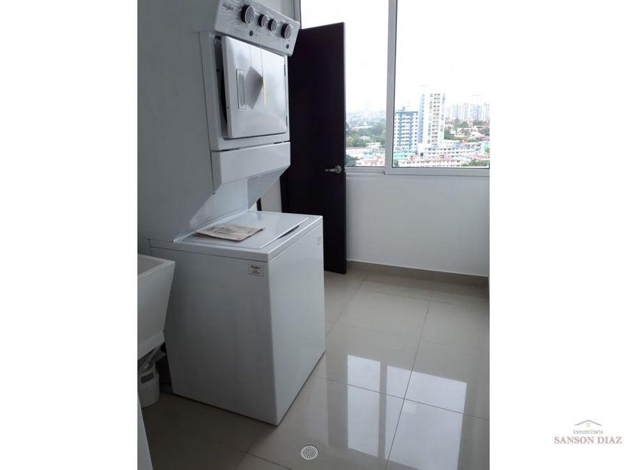 se alquila apartamento nuevo en ph taurus