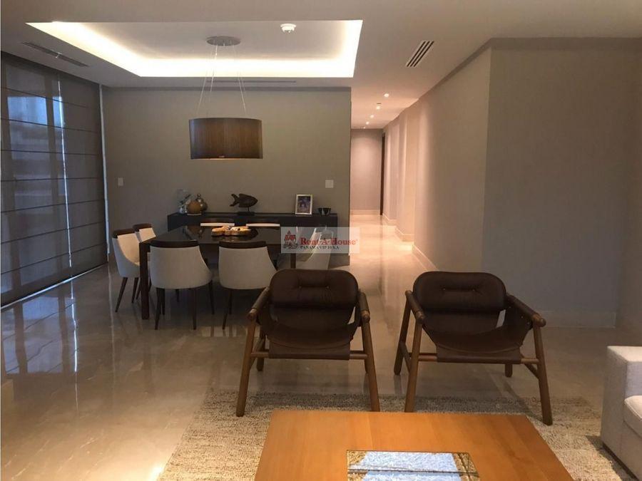apartamento en venta en santa maria panama 21 4960