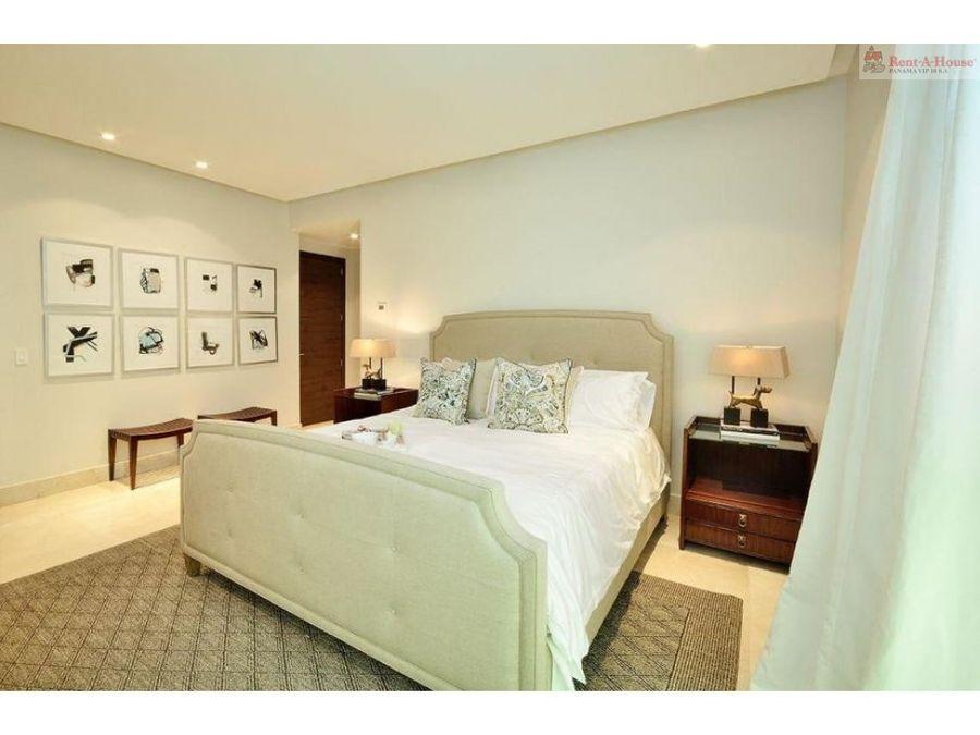 apartamento en santa maria golf country club panama con linea blanca