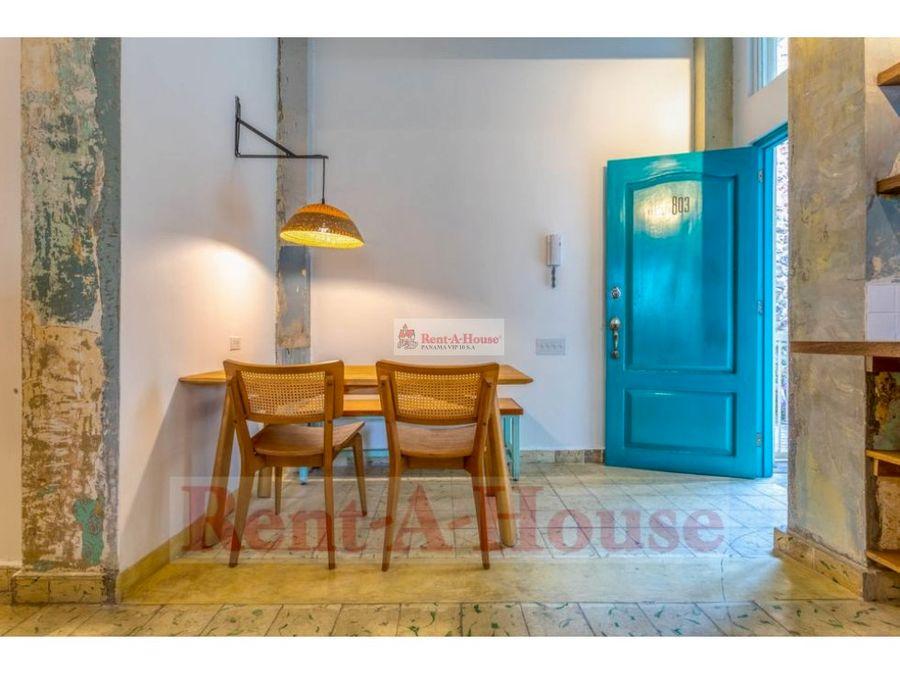 apartamento en alquiler en casco antiguo panama 20 11092