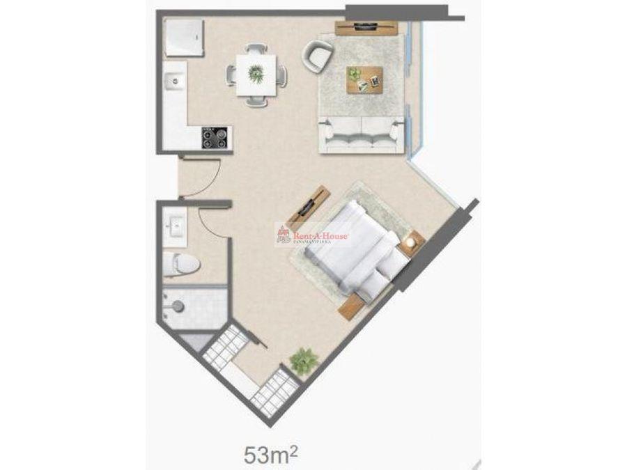 apartamento en costa del este en venta ep20 6327