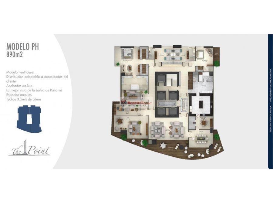 apartamento en venta en paitilla panama 20 4353