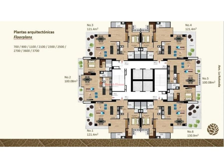 apartamento en costa del este en venta ep21 9018