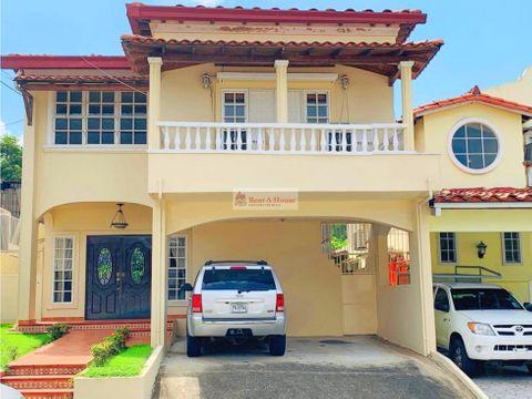 casa en alquiler en betania panama 20 12255