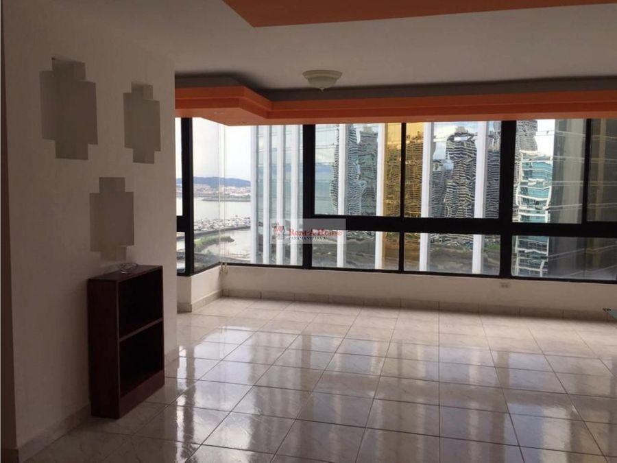 apartamento en alquiler en avenida balboa panama 21 5353