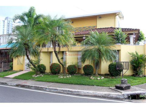 casa en alquiler en betania panama 21 2774