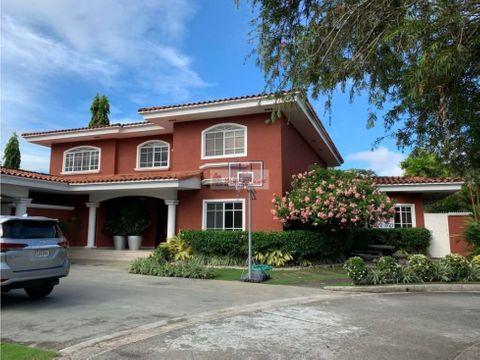casa en venta en costa del este panama 21 5220