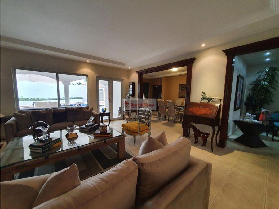 casa en venta en costa del este panama 21 3274