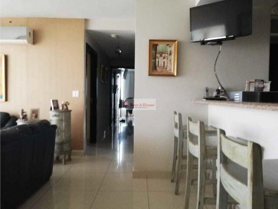 apartamento en costa del este en venta ep20 10999