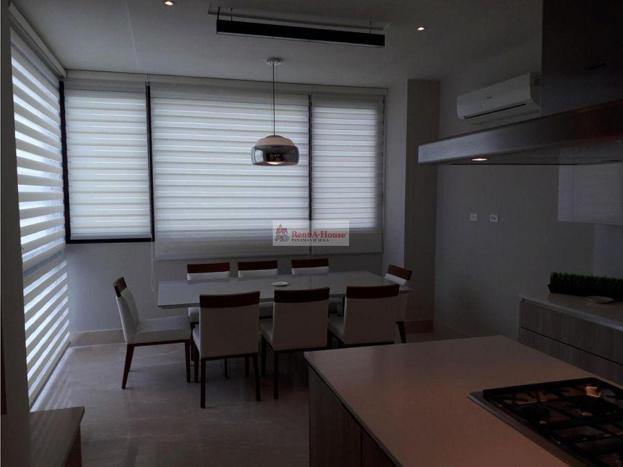 apartamento en venta en santa maria panama 21 3694