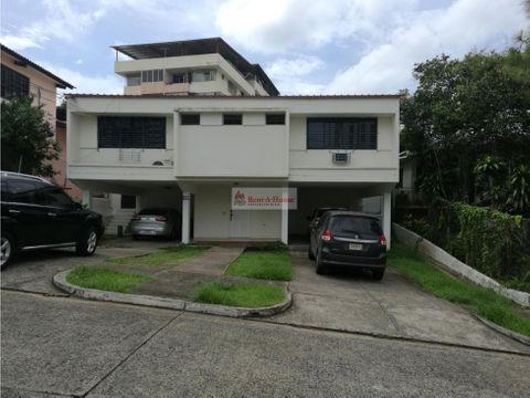 casa en venta en san francisco panama 21 3208