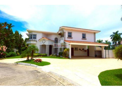 casa en venta en costa del este panama 21 4899