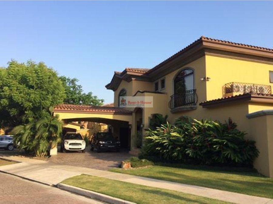 casa en venta en costa del este panama 21 3660