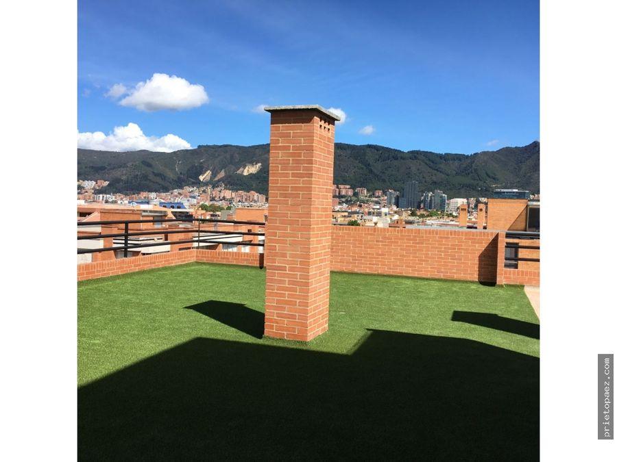 penthouse exterior en chico navarra