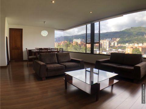 venta o arriendo apartamento con vista a los cerros orientales