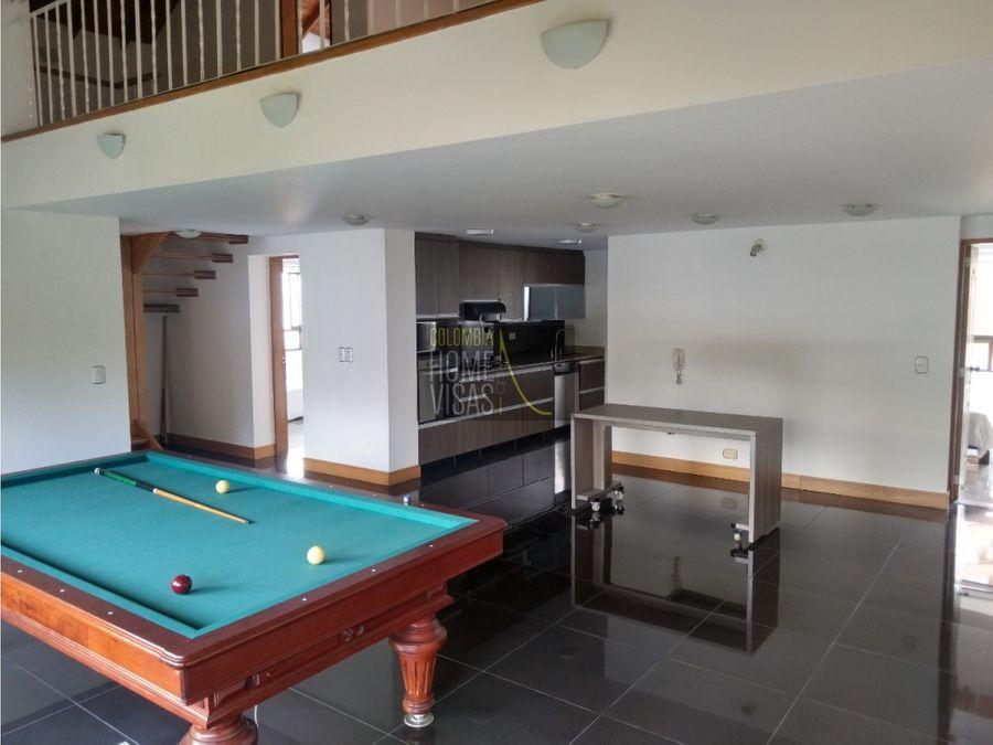 penthouse for sale in poblado san lucas