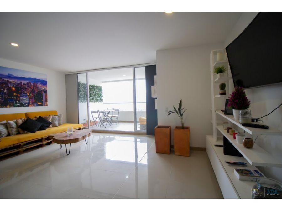 furnished apartment for rent el dorado envigado antioquia