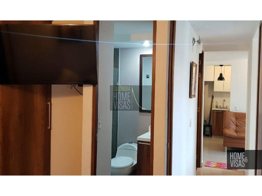 furnished 2 bed 2 bath in sabaneta