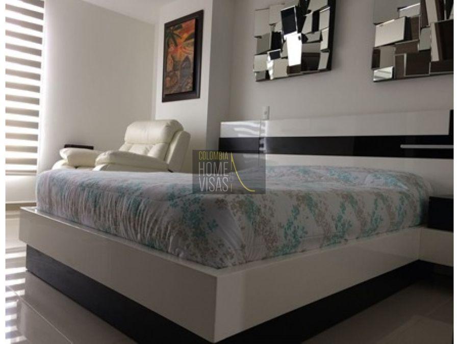 beautiful apartment for sale in conquistadore laureles