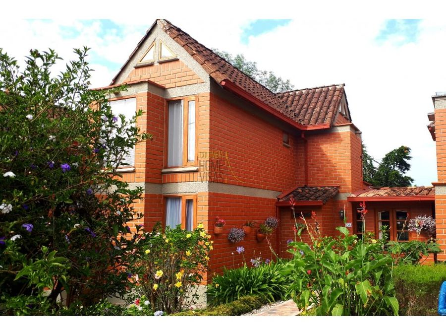 house for sale el retiro antioquia