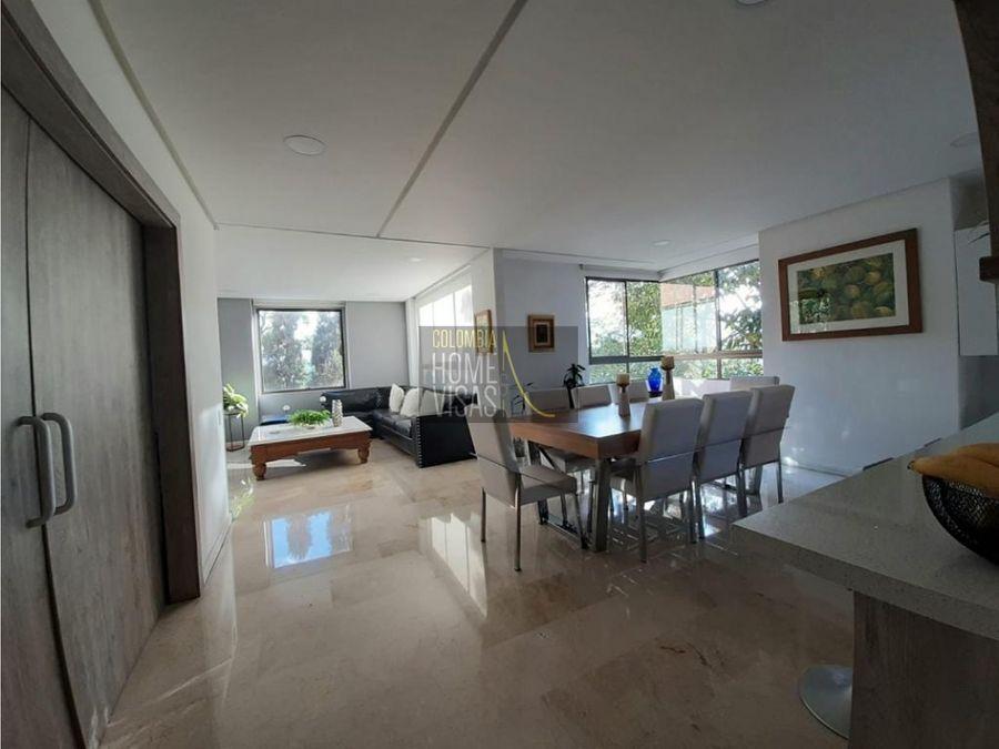 for sale apartment lalinde el poblado medellin