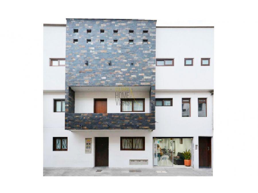 building for sale in el poblado medellin