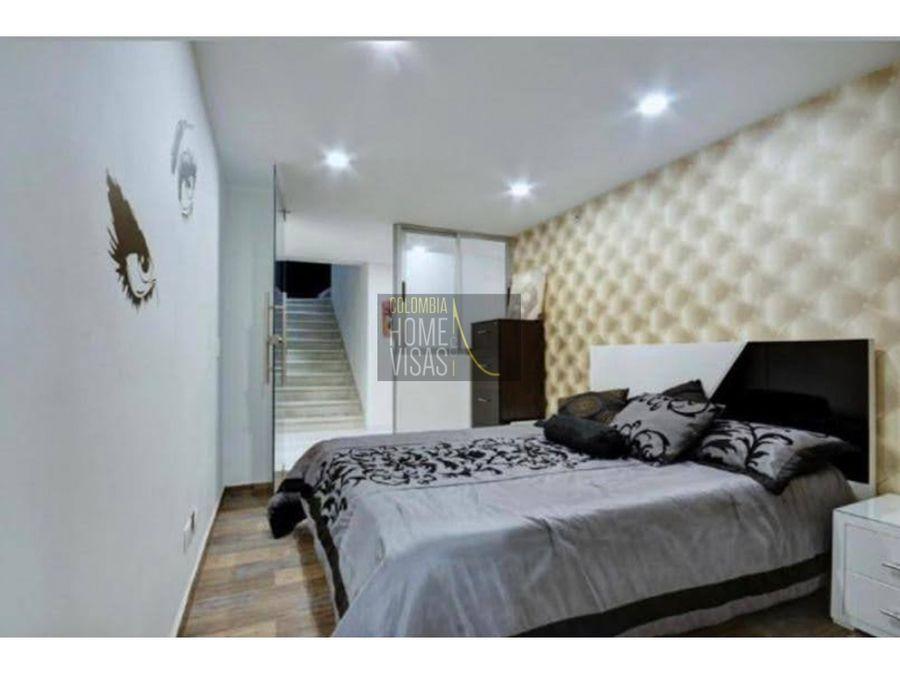 furnished penthouse for sale el poblado medellin