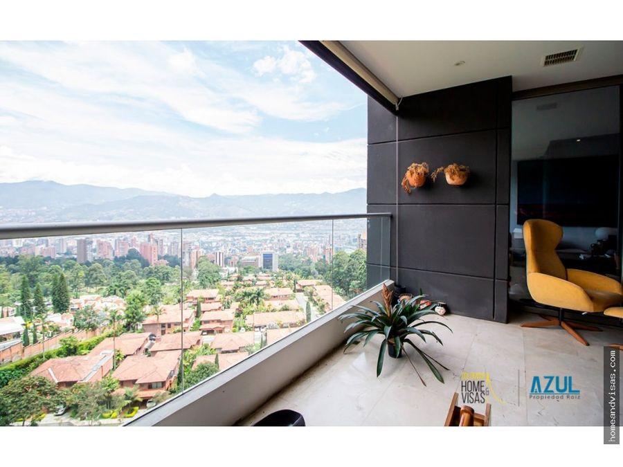 apartment for sale in poblado las palmas medellin colombia