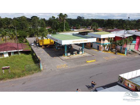 gasolinera rio jimenez