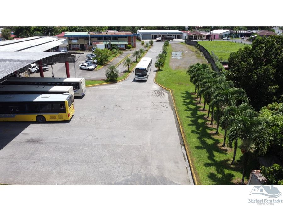 terminal de buses guacimo