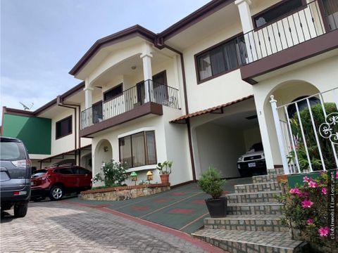 se vende casa en condominio ubicada en san pablo heredia