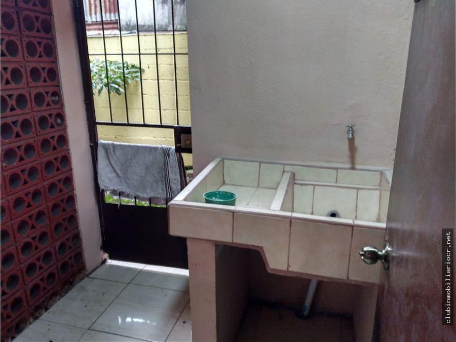 acogedora casa de habitacion en desamparados san jeromino