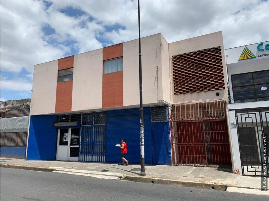 vendo edificio ubicado en san jose centro precio de oportunidad