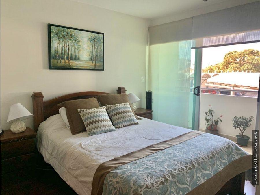 se vende hermoso apartamento en vistas del robledal uruca