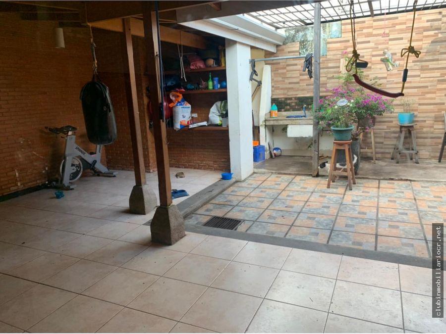 se vende casa independiente en escazu san rafael trejos montealegre