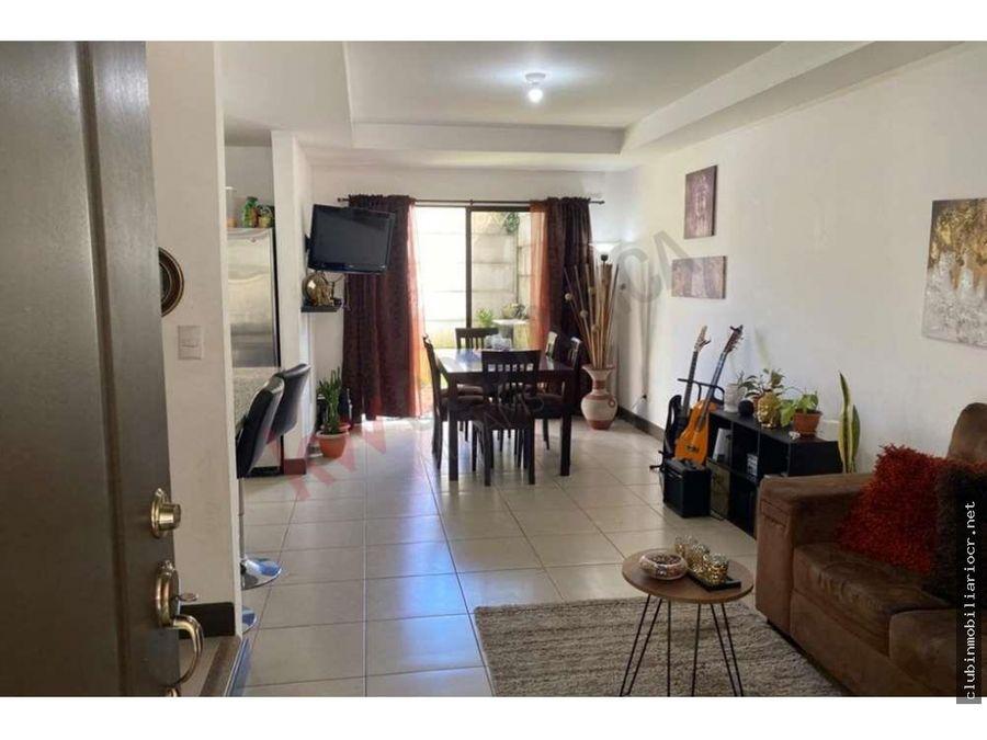 venta de casa en condominio valle alto en el carmen de guadalupe