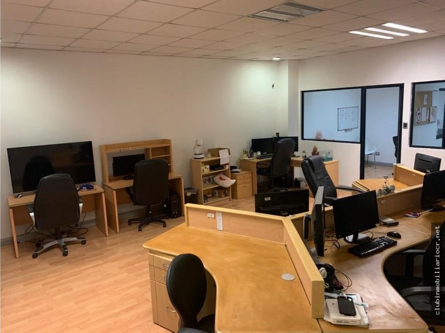 oficinas modernas y equipadas en sabana
