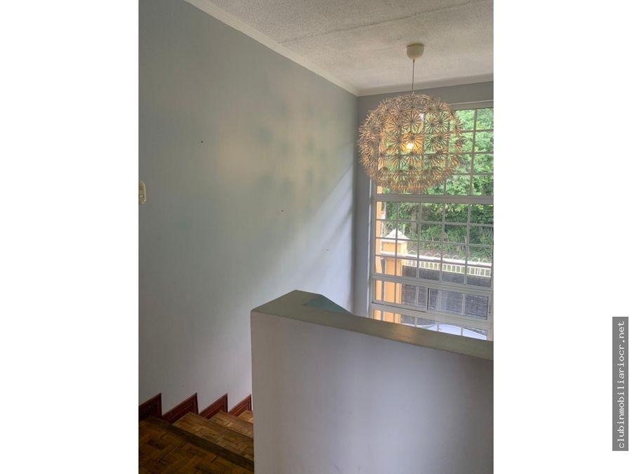 oportunidad se vende casa en condominio san antonio de escazu