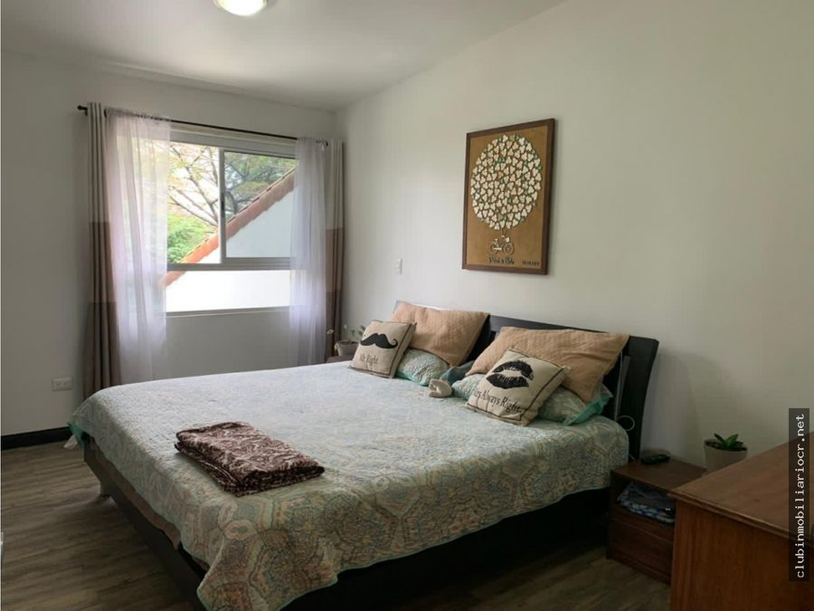 venta de apartamento torres del robledal uruca