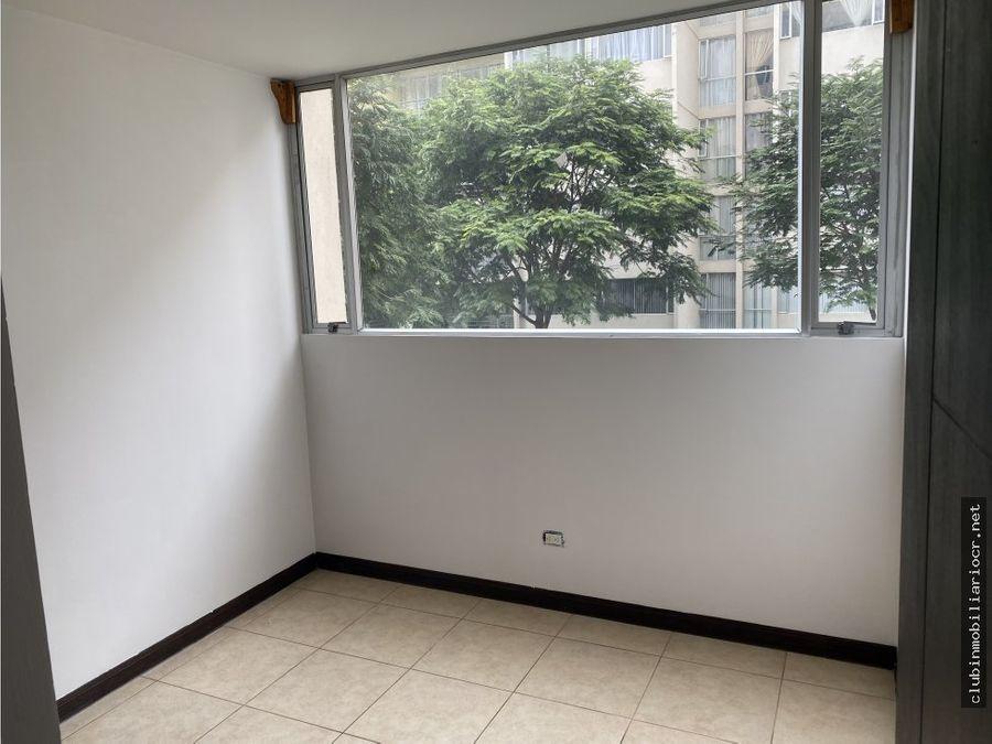 apartamento en condominio a 5 minutos de san jose