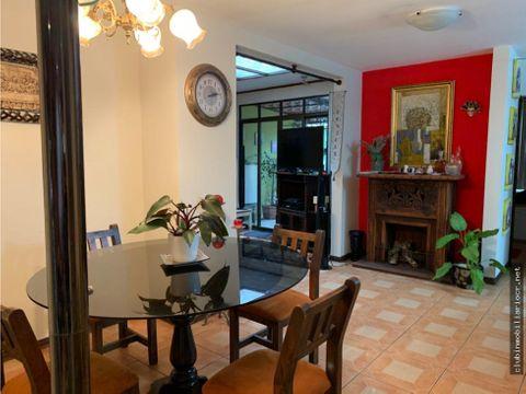 ganga se vende casa en curridabat residencial loma verde