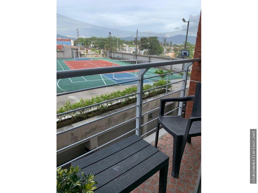 vendo apartamento en condominio 630 barrio don bosco