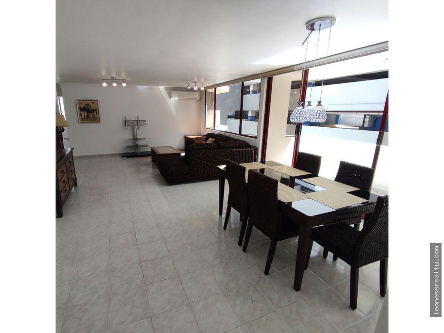 1 00656 alquiler de hermoso apartamento ph twin tower mls 13641