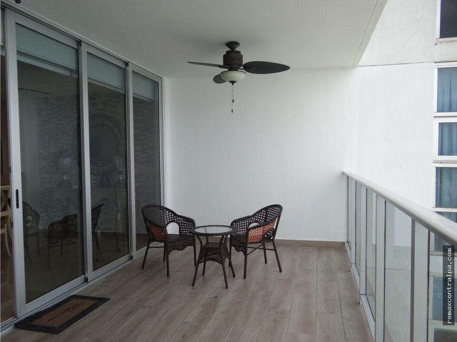 4 00693 apartamento amoblado en av balboa