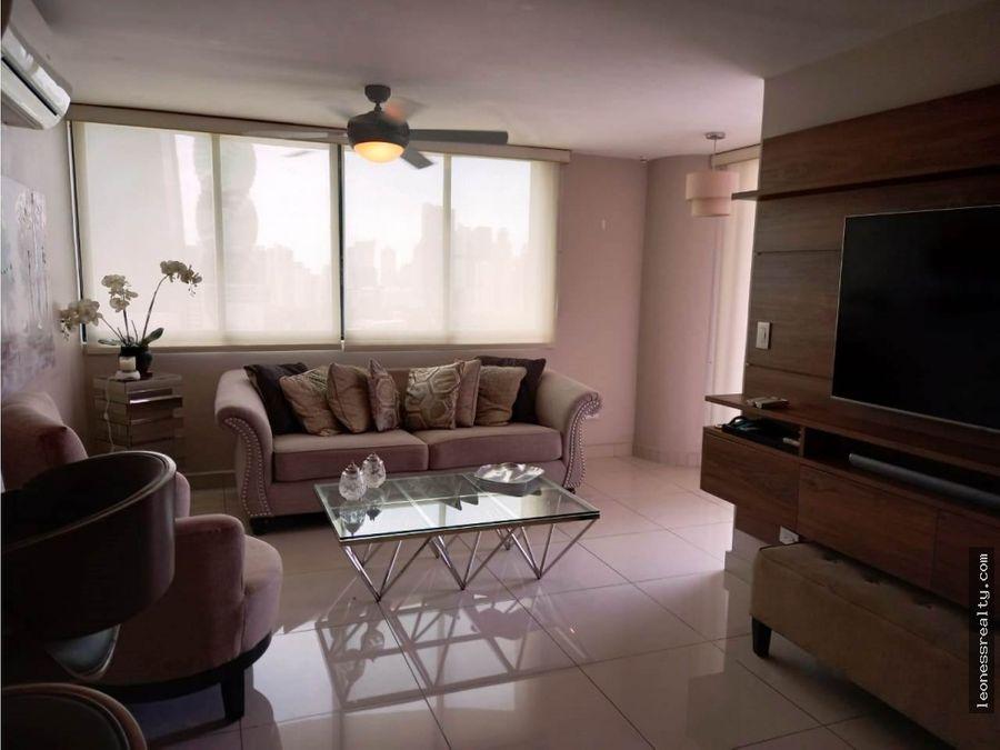 21 00665 venta de apartamentoen obarrio ph torre cosmo