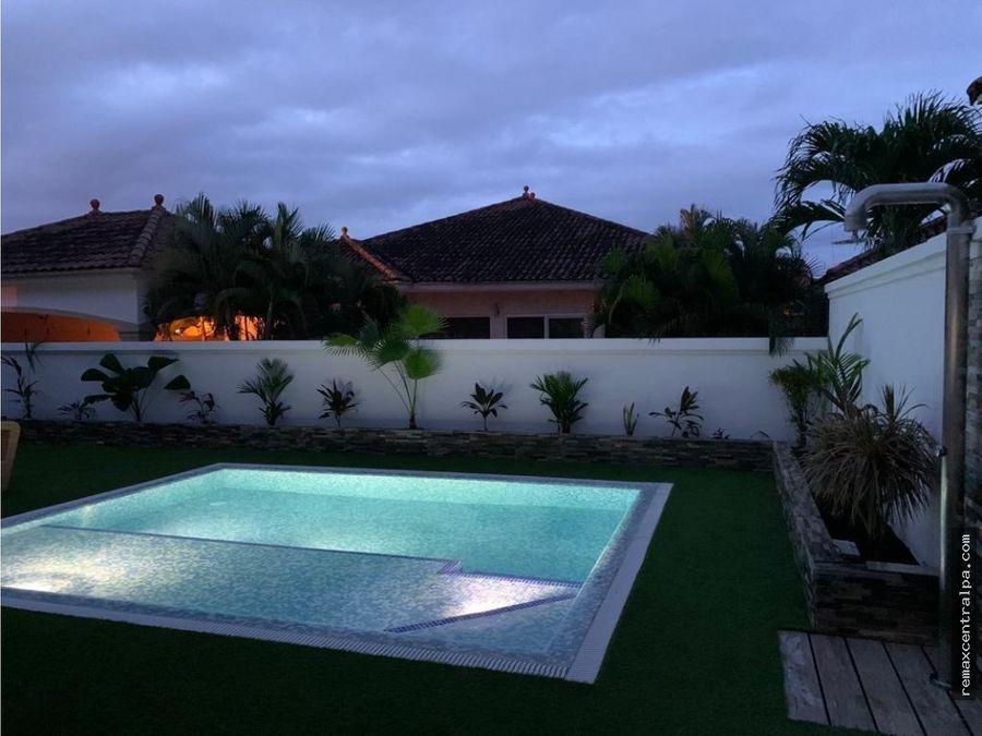 2 00400 venta casa en residencial sunset coast