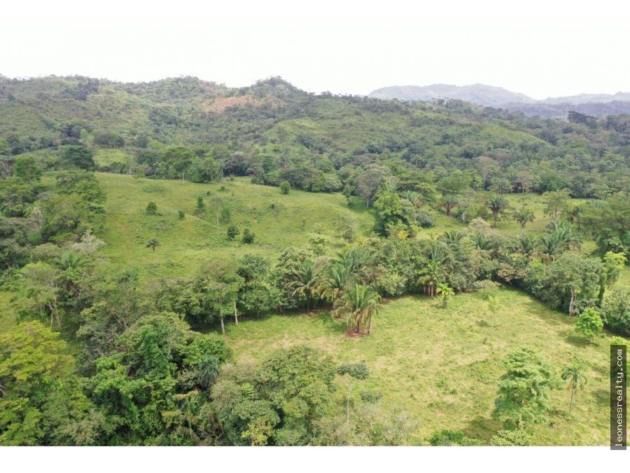 22 00698 venta de terreno en distrito capira el cacao mls 13882