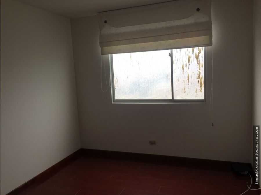 vendo apartamento colina campestre